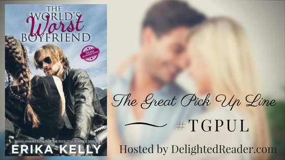 The World's Worst Boyfriend by Erika Kelly #TGPUL #Giveaway