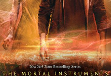 Young Delight: City of Fallen Angels by Cassandra Clare