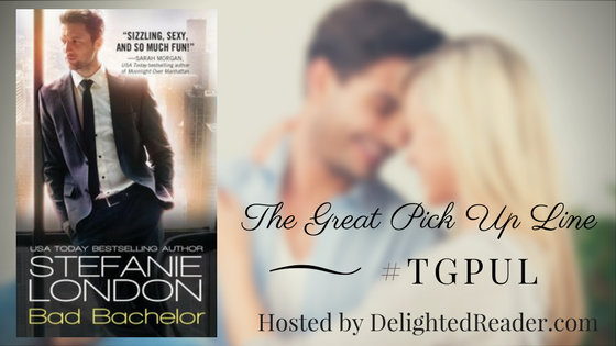 Bad Bachelor by Stefanie London #TGPUL