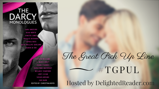Reason to Hope by Jenetta James in the anthology The Darcy Monologues #TGPUL #Giveaway