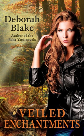 Review: Veiled Enchantment by Deborah Blake