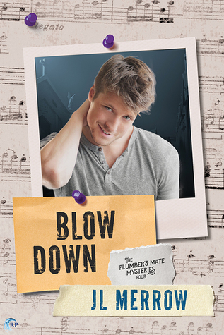 Review: Blow Down by J.L. Merrow