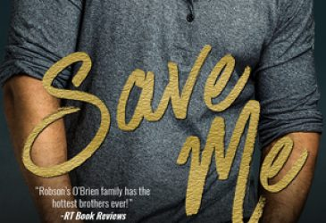 Blog Tour: Save Me by Cecy Robson + Giveaway
