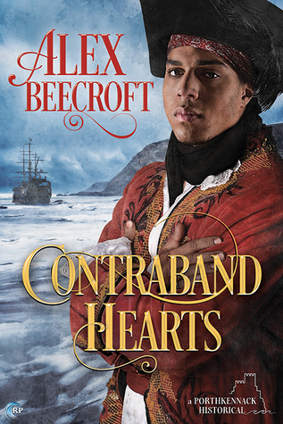 Review: Contraband Hearts by Alex Beecroft