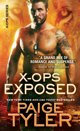 Review: X-Ops Exposed by Paige Tyler