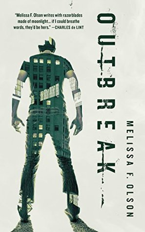 Review: Outbreak by Melissa F. Olson