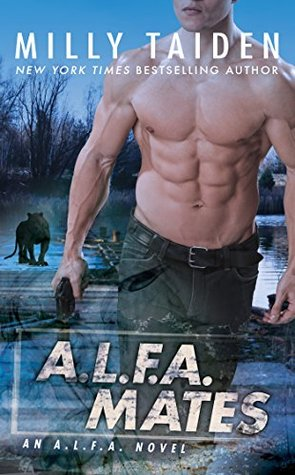 Review: A.L.F.A. Mates by Milly Taiden