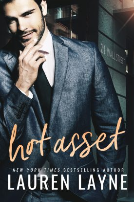 $25 Amazon Gift Card and Digital Copy of Lauren Layne's HOT ASSET