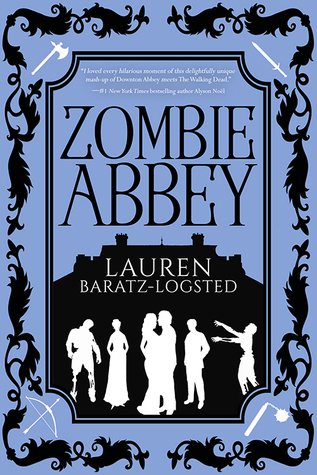 Zombie Abbey by Lauren Baratz-Logsted