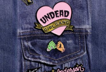 Young Delight: Undead Girl Gang by Lily Anderson