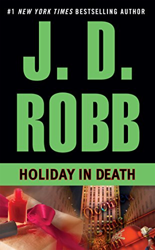 Review: Holiday in Death by J.D. Robb