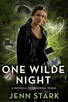 Afternoon Delight: One Wilde Night by Jenn Stark
