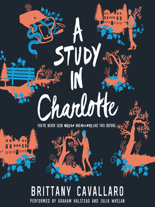 Young Delight: A Study in Charlotte by Brittney Cavallaro