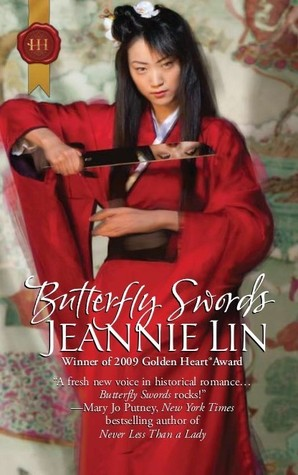 Review: Butterfly Swords by Jeannie Lin