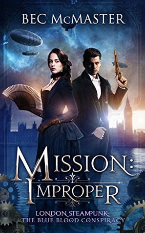 Review: Mission Improper by Bec McMaster