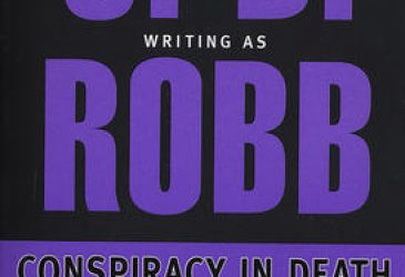 Review: Conspiracy in Death by J.D. Robb