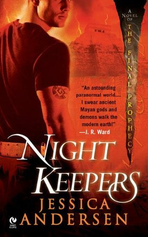 Night Keepers by Jessica Andersen