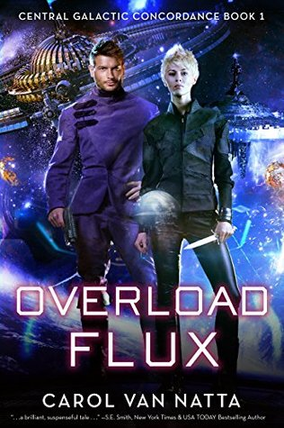 Audio Review: Overload Flux by Carol Van Natta