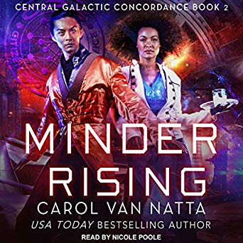 Sweet Delight: Minder Rising by Carol Van Natta