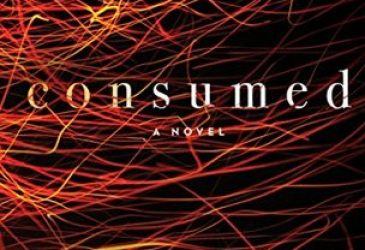 Giveaway! Signed copy of Consumed by J.R. Ward