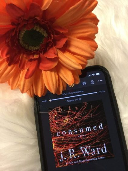 Audiobook Review: Consumed by J.R. Ward