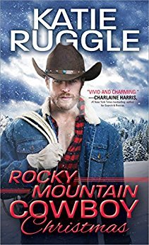 Review: Rocky Mountain Cowboy Christmas by Katie Ruggle #HolidayDelight