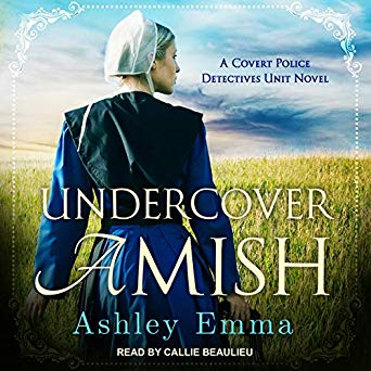 Undercover Amish by Ashley Emma