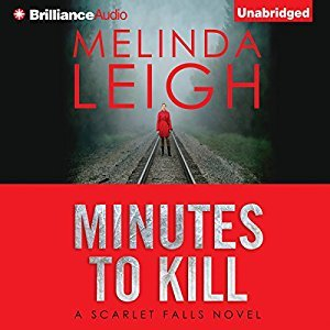Review: Minutes to Kill by Melinda Leigh