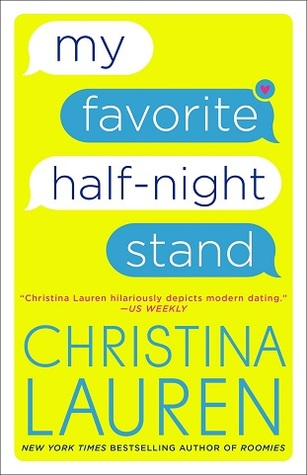 My Favorite Half Night Stand by