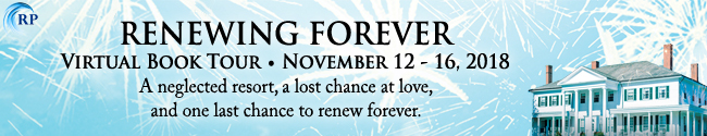 Interview: Kelly Jensen, author of Renewing Forever