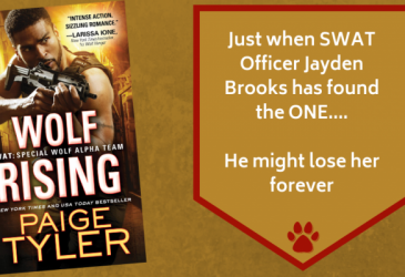Spotlight: Wolf Rising by Paige Tyler