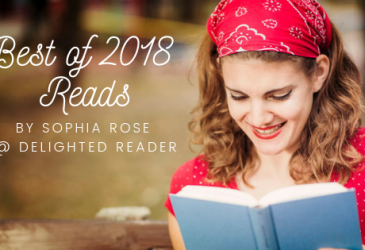 Sophia's Best of 2018 Reads