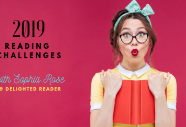 Sophia's Reading Challenges for 2019