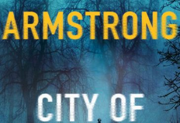 Review: The City of the Lost by Kelley Armstrong
