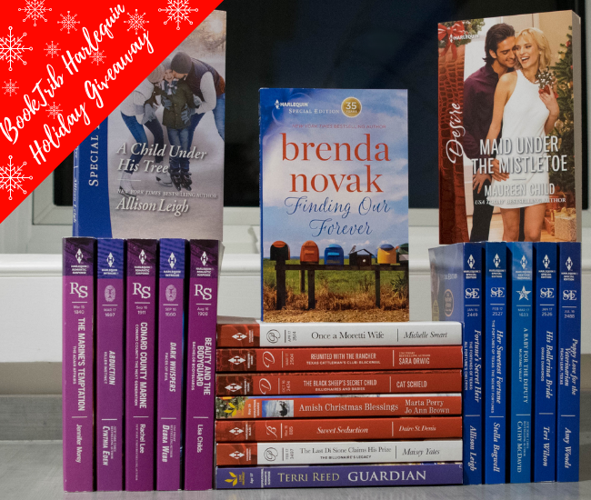 20 Different Harlequin Romances