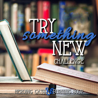 2019 Try Something New Challenge