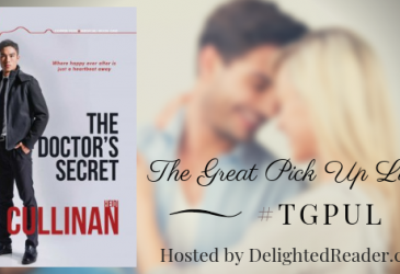 The Doctor's Secret by Heidi Cullinan #TGPUL2019