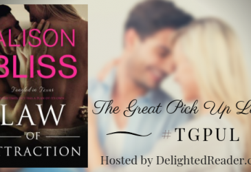 Law of Attraction by ALISON BLISS #TGPUL2019 #Giveaway