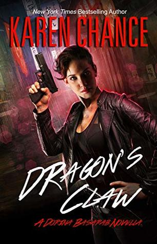 Audiobook Review: Dragon's Claw by Karen Chance