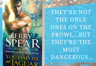 Spotlight & Excerpt: You Had Me At Jaguar by Terry Spear #Giveaway