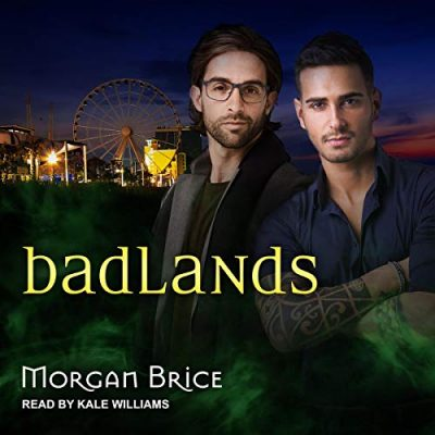 Badlands by Morgan Brice