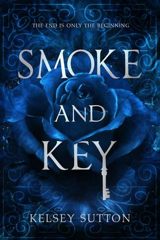 Young Delight Review: Smoke and Key by Kelsey Sutton