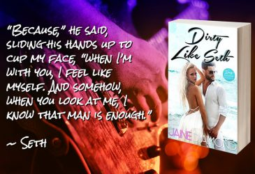 Review: Dirty Like Seth by Jaine Diamond