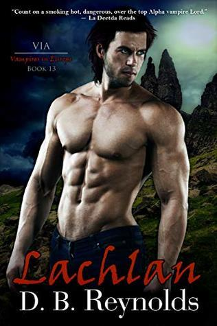 Review: Lachlan by D.B Reynolds