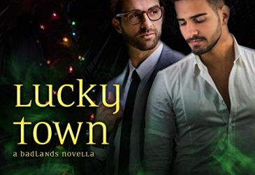 Review: Lucky Town by Morgan Brice