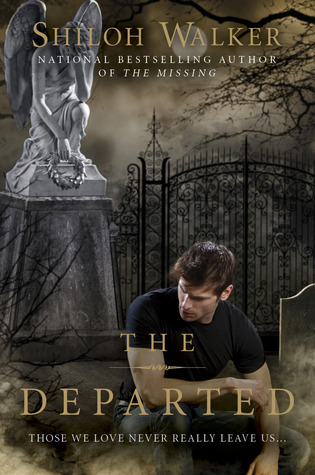 Review: The Departed by Shiloh Walker