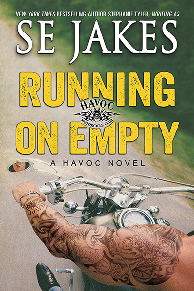 Running on Empty by S.E. Jakes