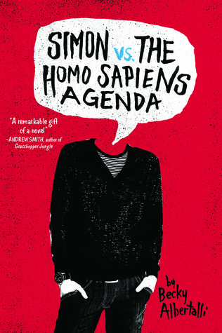 Simon vs. the Homo Sapien Agenda by Becky Albertalli