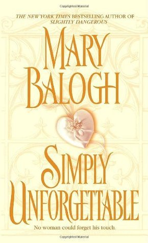 Review: Simple Unforgettable by Mary Balogh