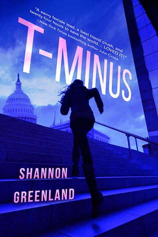 T-Minus by Shannon Greenwood
